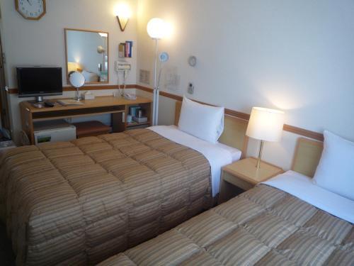 photo of 東橫廣島黑沃多里酒店(Toyoko Inn Hiroshima Heiwaodori)   日本廣島縣(Hiroshima, Japan)