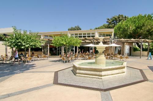 The swimming pool at or near Residence Club Marina Viva