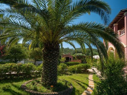 Κήπος έξω από το Vila Irini
