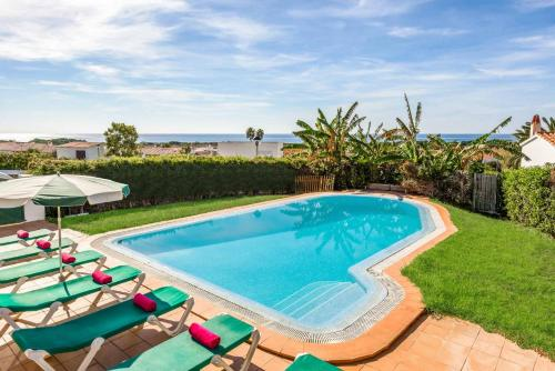 The swimming pool at or near Casa Del Mar