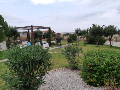 The swimming pool at or near Villa Carlotta Residence