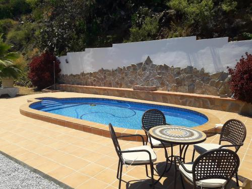 The swimming pool at or near Casa Lopez