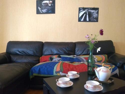 Hotel sofa solo