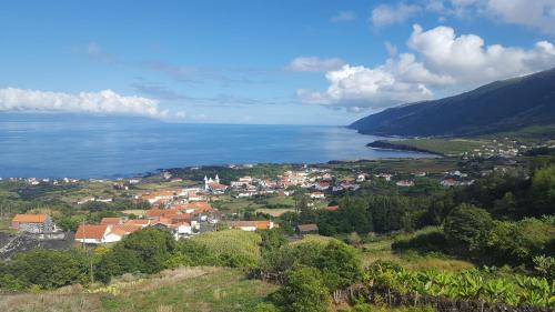 A bird's-eye view of Barrocas do Mar