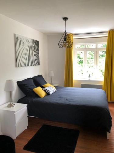 Un ou plusieurs lits dans un hébergement de l'établissement Casamia