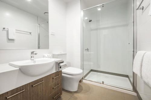 A bathroom at Quest Nowra