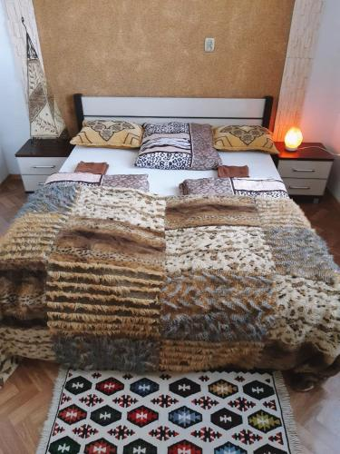 A bed or beds in a room at Dreams