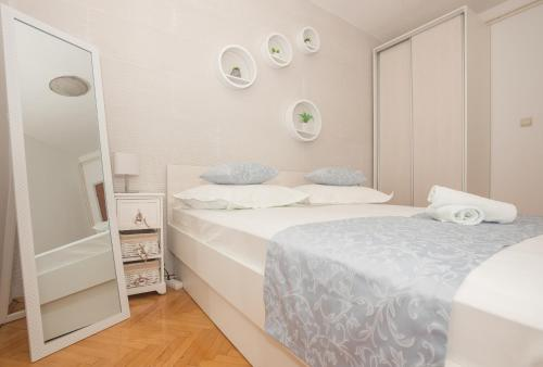 Krevet ili kreveti u jedinici u objektu Apartment Zoran