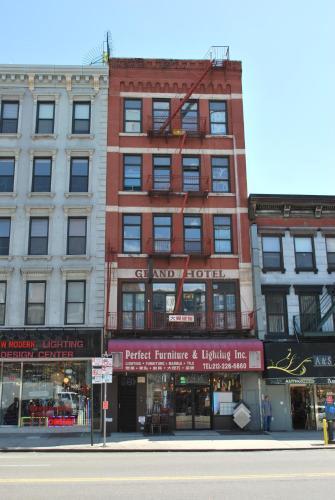 Bowery Grand Hotel New York Ny
