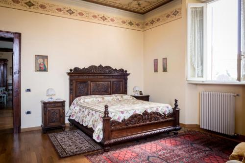 Katil atau katil-katil dalam bilik di Villa Giani