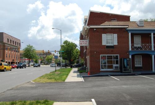 Towne Motel Alexandria