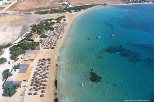 Surfing Beach Village Paros