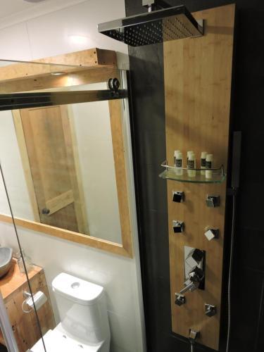 EcoLofts Croacia 1028にあるバスルーム