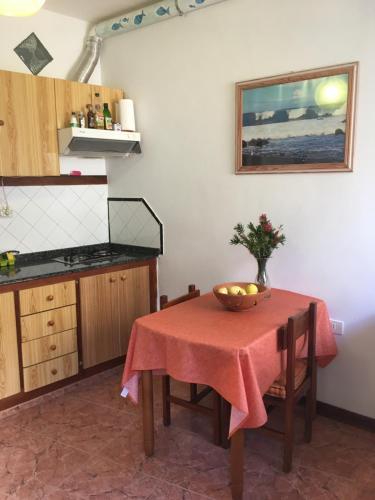 Matplats i lägenheten