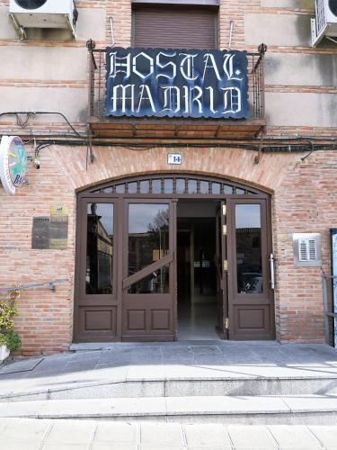 Hostal Madrid I, Toledo – Preus actualitzats 2019
