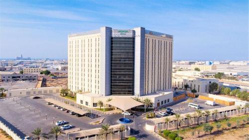 A bird's-eye view of Bin Majid Acacia Hotel and Apartments