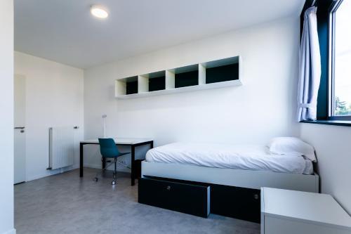 Un ou plusieurs lits dans un hébergement de l'établissement CESAL