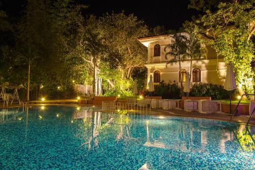 Hacienda De Goa Resort