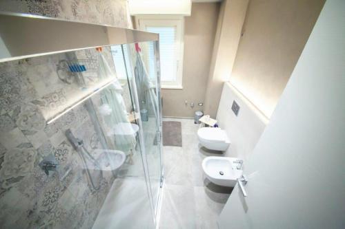 A bathroom at Maison Chabloz
