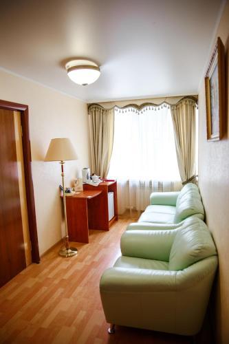 Гостиная зона в АМАКС Парк-отель