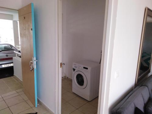 Ein Badezimmer in der Unterkunft Residence Aito