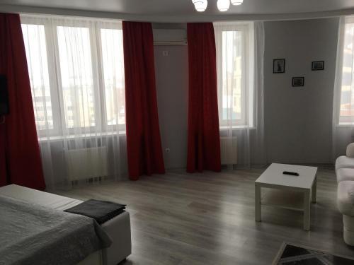 Гостиная зона в Apartments on Kalinina