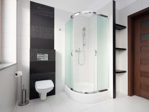 A bathroom at Lux Aparthotel