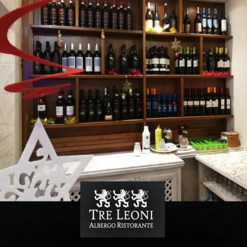 Hotel Ristorante Tre Leoni