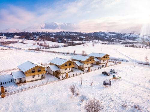 Green Resort Bran iarna