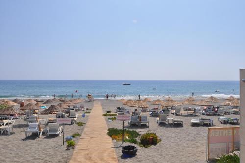 Paplūdimys apartamente arba netoliese