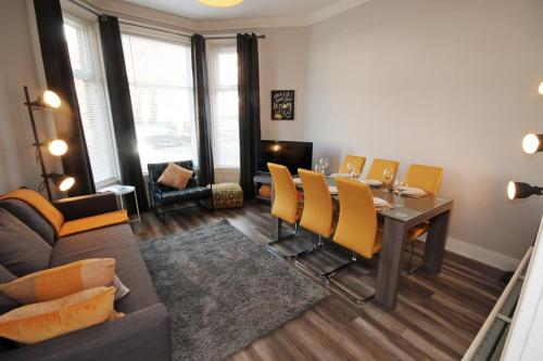 Belfast Queens Quarter Luxury Apartment