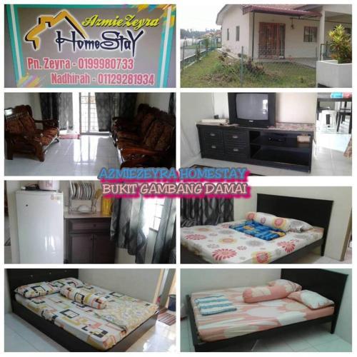 Homestay Azmiezeyra Bukit Gambang Kuantan Harga Terkini 2019