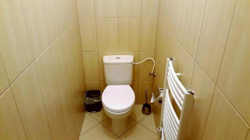 Kamar mandi di Apartment Smichov