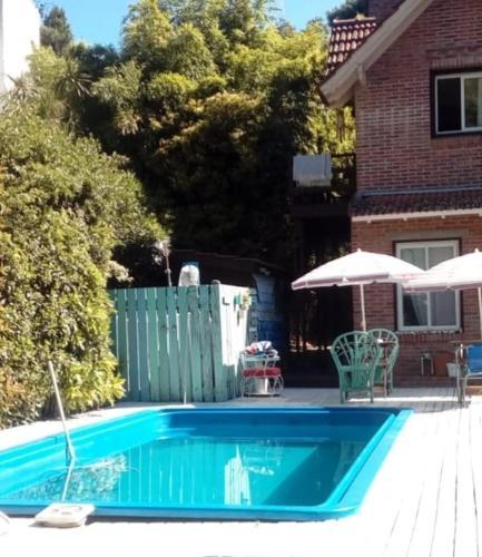 The swimming pool at or near Nautilus B&B