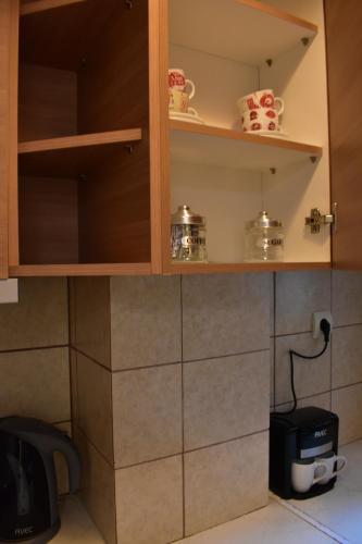 Ένα μπάνιο στο Small and cosy flat near hospitals