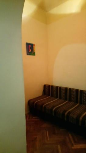 A seating area at Apartment Old Lviv