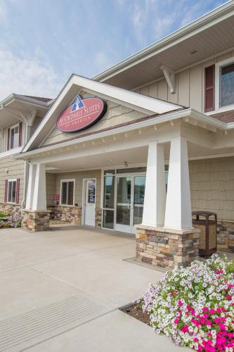 hotel affordable suites of america portage in booking com rh booking com