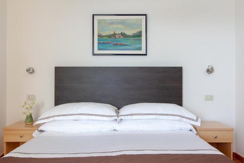 Krevet ili kreveti u jedinici u objektu Villa Lucija