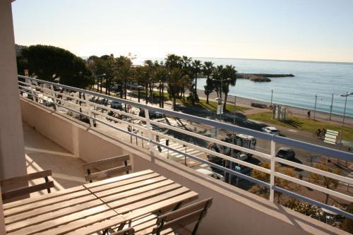 A balcony or terrace at Bellavista Monalisa
