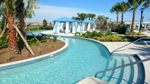 Piscine de l'établissement FS232209 - Windsor At Westside Resort - 8 Bed 6 Baths Villa ou située à proximité