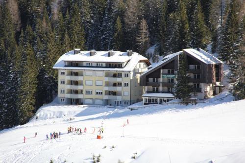 Appartementhaus CKPK Sonnenalpe Nassfeld