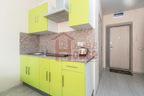 Кухня или мини-кухня в Железнодорожная 15, 3-й этаж