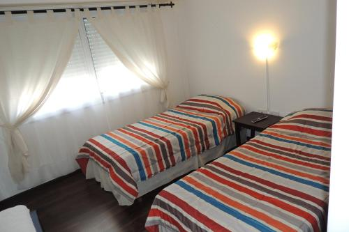 A bed or beds in a room at Chivilrent