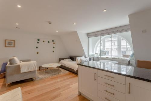 Marylebone Luxury Flat