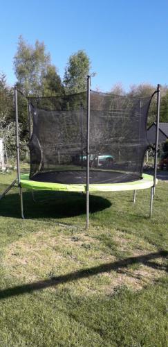 Aire de jeux pour enfants de l'établissement Gite de la forêt