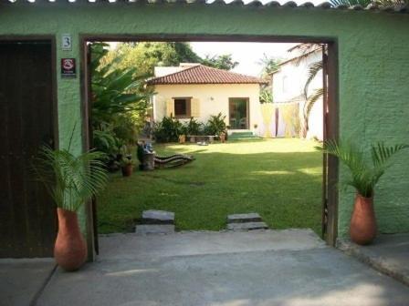Casa Caiçara no Caborê