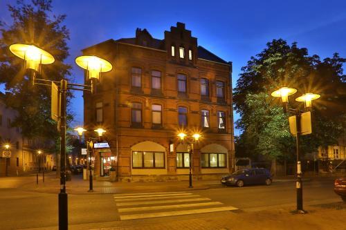 1891希爾德斯海姆精品酒店