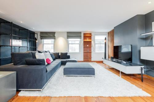 Mayfair 2 Bedroom Apartment With Roof Terrace