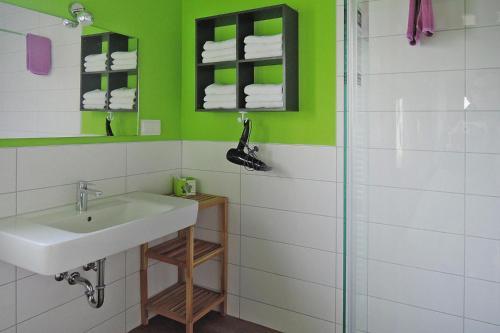 A bathroom at Semi-detached house Paula Neunkirchen - DMG06006-L