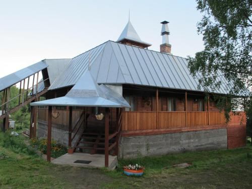 Krugobaykalskaya Holiday Park